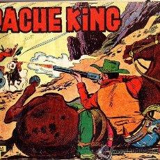 Tebeos: APACHE KING VALENCINA AÑO 1962 COMPLETA DE 28NºS WHITE GUON CAJA 185 BIBLIOTECA ENCUADERNADA. Lote 36628850