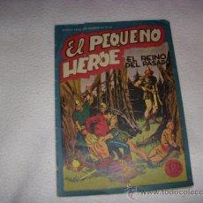 Tebeos: EL PEQUEÑO HÉROE Nº 34, EDITORIAL MAGA. Lote 36732534