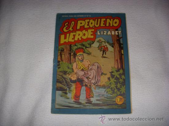 EL PEQUEÑO HÉROE Nº 70, EDITORIAL MAGA (Tebeos y Comics - Maga - Pequeño Héroe)