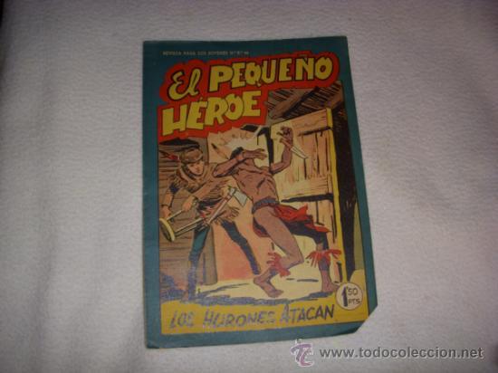 EL PEQUEÑO HÉROE Nº 75, EDITORIAL MAGA (Tebeos y Comics - Maga - Pequeño Héroe)