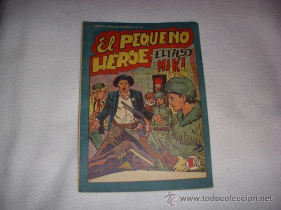EL PEQUEÑO HÉROE Nº 79, EDITORIAL MAGA (Tebeos y Comics - Maga - Pequeño Héroe)