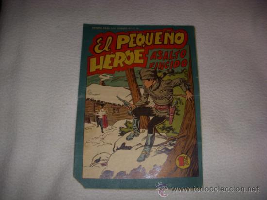 EL PEQUEÑO HÉROE Nº 83, EDITORIAL MAGA (Tebeos y Comics - Maga - Pequeño Héroe)