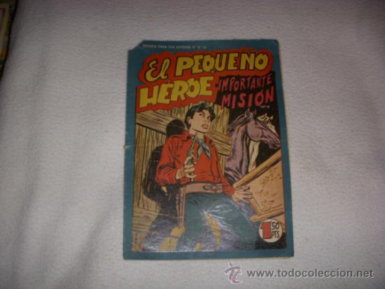 EL PEQUEÑO HÉROE Nº 113, EDITORIAL MAGA (Tebeos y Comics - Maga - Pequeño Héroe)
