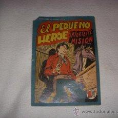 Tebeos: EL PEQUEÑO HÉROE Nº 113, EDITORIAL MAGA. Lote 36732777