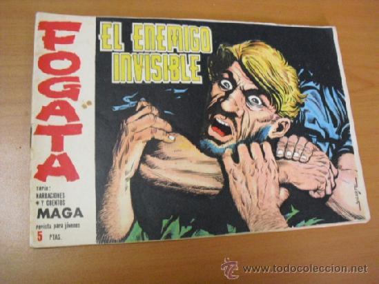 FOGATA SERIE NARRACIONES Y CUENTOS Nº 32 (Tebeos y Comics - Maga - Otros)