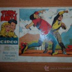 Tebeos: TONY Y ANITA Nº 1 2 ª EPOCA EDITORIAL MAGA 1960 ORIGINAL . Lote 36733951