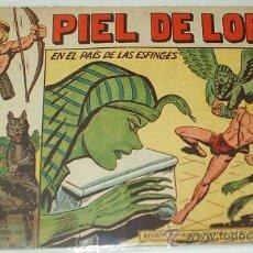 Tebeos: PIELDE LOBO Nº 80 ORIGINAL - LEER TODO. Lote 37004134