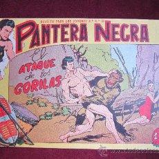 Livros de Banda Desenhada: PANTERA NEGRA Nº 20. ORTIZ Y QUESADA. EDITORIAL MAGA. ORIGINAL. EXCELENTE. SIN ABRIR. Lote 37049048