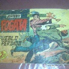 Tebeos: JOHNNY FOGATA EDITORIAL MAGA 1960 . Lote 37200964