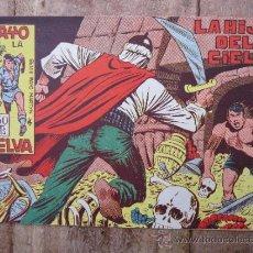 Tebeos: RAYO DE LA SELVA - NUMERO 38 - EDITORIAL MAGA 1960. Lote 37440425