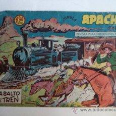 Tebeos: APACHE 2ª Nº13. Lote 37614007