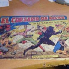 Tebeos: CORSARIO SIN ROSTRO Nº 12 ( ORIGINAL ED. MAGA) (CLA3). Lote 37482122