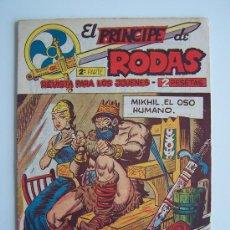 Tebeos: EL PRINCIPE DE RODAS Nº 13- ORIGINAL MAGA 1960. Lote 37587116