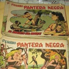 Tebeos: PEQUEÑO PANTERA NEGRA - ORIGINAL Y - 159 COMICS. Lote 37640220