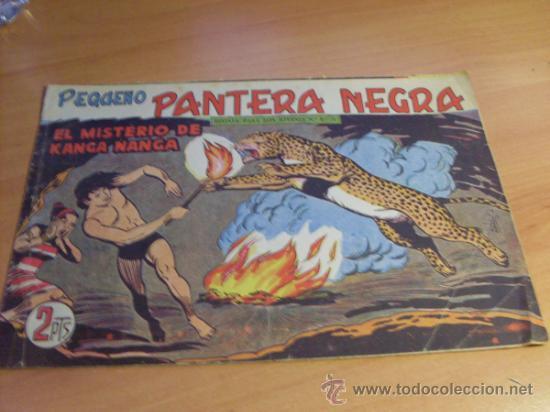 PEQUEÑO PANTERA NEGRA Nº 216 (ORIGINAL ED. MAGA) (CLAS3) (Tebeos y Comics - Maga - Pantera Negra)