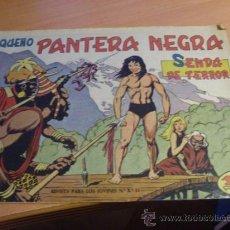 Tebeos: PEQUEÑO PANTERA NEGRA Nº 126 EL Nº 2 DE ESTA COLECCION (ORIGINAL ED. MAGA) (CLAS3). Lote 37972711