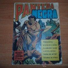 Tebeos: PANTERA NEGRA REVISTA Nº 1 ORIGINAL EDITORIAL MAGA . Lote 38208191