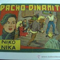 Tebeos: PACHO DINAMITA Nº 107 / NIKO Y NIKA / MAGA ORIGINAL. Lote 38225521
