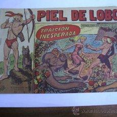 Tebeos: PIEL DE LOBO Nº 61 / TRAICIÓN INESPERADA / MAGA ORIGINAL. Lote 38257046