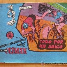 Giornalini: OLIMAN EXTRAORDINARIO Nº 10 - EDITORIAL MAGA (BERNABEÚ) 1964. Lote 38257818