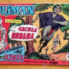 Tebeos: OLIMAN EXTRAORDINARIO Nº 9 - EDITORIAL MAGA 1963. Lote 38258550