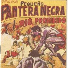 Tebeos: PEQUEÑO PANTERA NEGRA, AÑO 1.960. Nº 67 - 68 - 111. ORIGINALES, SE VENDEN SUELTOS.. Lote 38308965