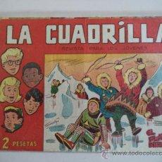 Giornalini: LA CUADRILLA.Nº 39.ORIGINAL. Lote 38398318