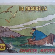 Tebeos: LA CUADRILLA Nº 5.ORIGINAL. Lote 38398397