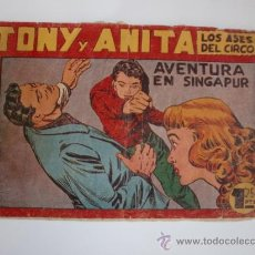 Tebeos: TONY Y ANITA Nº58 1ª SERIE ORIGINAL. Lote 38441394