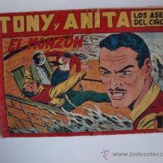 Tebeos: TONY Y ANITA Nº 87 1ª SERIE ORIGINAL. Lote 38441480