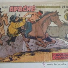 Tebeos: APACHE 2ª Nº62. Lote 38481187