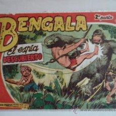 Tebeos: BENGALA ORIGINAL Nº 10. Lote 38487443