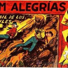 Tebeos: JIM ALEGRIAS (MAGA) Nº 5. Lote 38488999