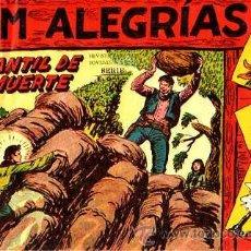 Tebeos: JIM ALEGRIAS (MAGA) Nº 4. Lote 38489009