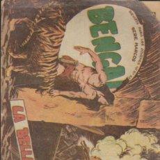 Tebeos: BENGALA Nº 44. MAGA 1959.. Lote 38498929