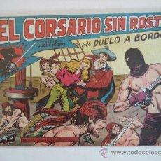 Livros de Banda Desenhada: EL CORSARIO SIN ROSTRO.Nº 30.ORIGINAL. Lote 38631729