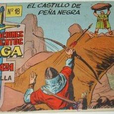 Tebeos: CORAZA DE CASTILLA Nº 18 - EDIT. MAGA - ORIGINAL -. Lote 38797215