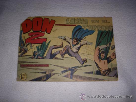 DON Z Nº 10, EDITORIAL MAGA (Tebeos y Comics - Maga - Don Z)