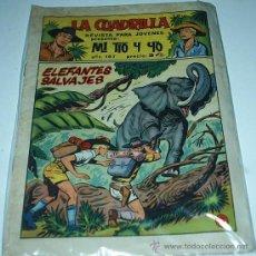 Tebeos: MI TIO Y YO Nº 5 -- MAGA-- ORIGINAL 1964- LEER. Lote 38937731