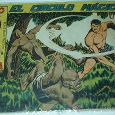 Tebeos: RAYO DE LA SELVA Nº 33 - MAGA 1960 - ORIGINAL- LEER. Lote 38975898