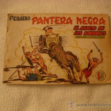 Tebeos: PEQUEÑO PANTERA NEGRA Nº 186, EDITORIAL MAGA. Lote 39355023