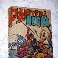 Tebeos: PANTERA NEGRA Nº 14. SUPLEMENTO LEÓN DE FLORENCIA Nº 7. MIGUEL QUESADA. ATILA. MAGA, 1964. +++. Lote 40297450