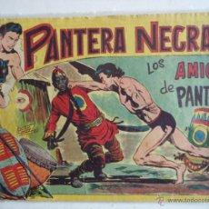 Tebeos: PANTERA NEGRA.Nº10.ORIGINAL. Lote 39352182