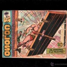 Tebeos: EL COLOSO. GLADIADORES A LA PALESTRA. Nº 31. ORIGINAL. 1960. EL DE LA FOTO. Lote 39482817