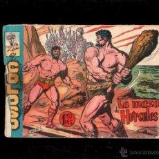 Tebeos: EL COLOSO. LA MAZA DE HERCULES. Nº 30. ORIGINAL. 1960. EL DE LA FOTO. Lote 39482827