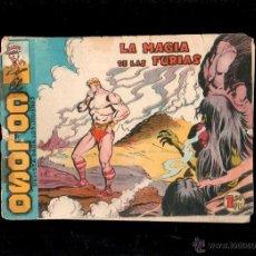 Tebeos: EL COLOSO. LA MAGIA DE LAS FURIAS. Nº 27. ORIGINAL. 1960. EL DE LA FOTO. Lote 39482852