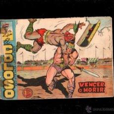 Tebeos: EL COLOSO. VENCER O MORIR. Nº 14. ORIGINAL. 1960. EL DE LA FOTO. Lote 39482936