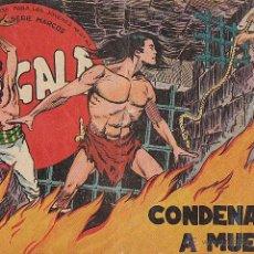 Tebeos: BENGALA Nº 11, CONDENADOS A MUERTE (ORIGINAL, NO REPRODUCCION). Lote 39528913