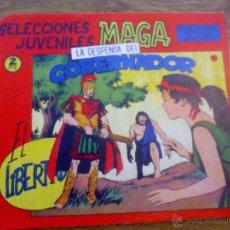 Tebeos: EL LIBERTADOR Nº 5. Lote 39649449