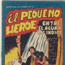 Tebeos: EL PEQUEÑO HÉROE. MAGA 1956. LOTE DE 6 EJEMPLARES: 20,31,32,35,36,63. SIN ABRIR. Lote 39893565